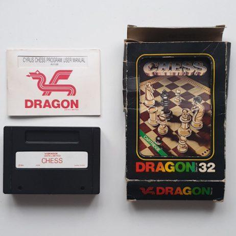 Dragon Data Chess Cartridge