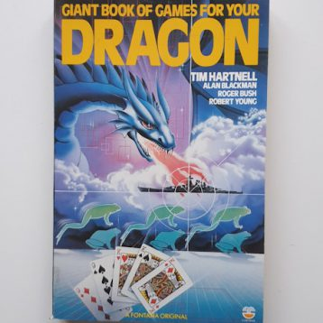 Giant Book of Games for Your Dragon