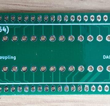 V9958 adapter board