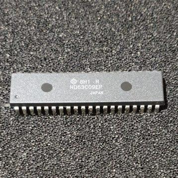 HD63C09EP image