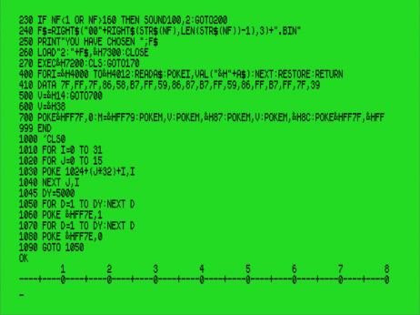 80-column Text on the SuperSprite FM+