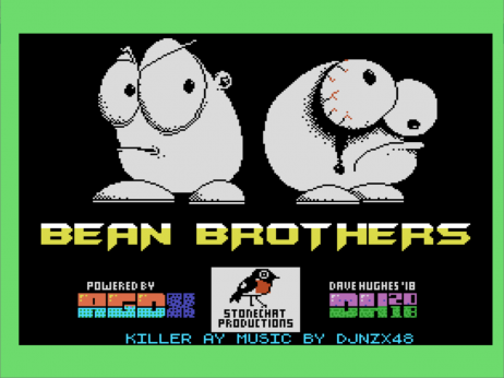 Bean Brothers on SuperSprite FM+