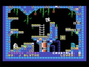 Foggy's Quest on the SuperSprite FM+ Board