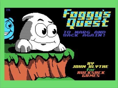Foggy's Quest on the SuperSprite FM+